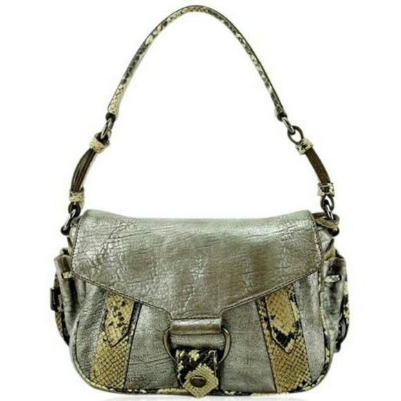 Miu Miu Bags   Vintage Python Lamb Handbag   Poshmark ba379d641d